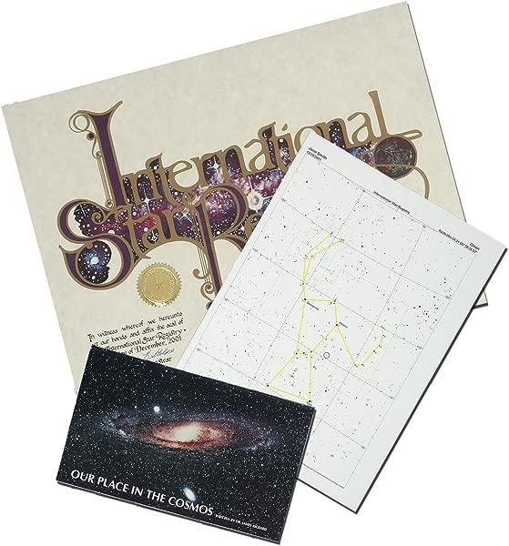 Star Registry Name A Star Custom Star Kit