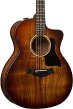 Taylor Guitars 224ce-K DLX Koa Deluxe Grand Auditorium Acoustic-Electric Guitar