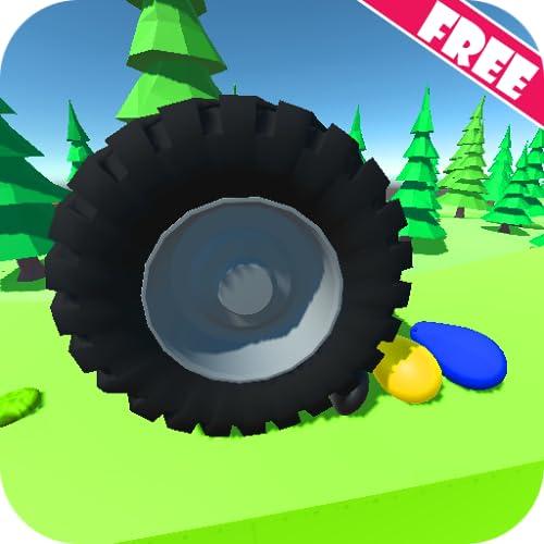 Tire Turn 3D