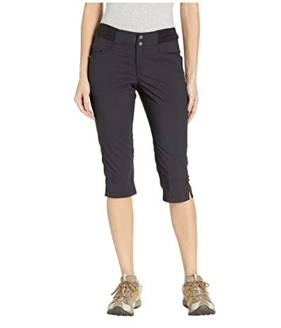 Royal Robbins Jammer Capri (Jet Black 2) Women