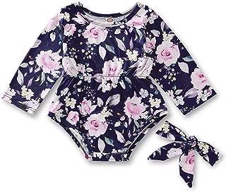 RTGreat Bodysuits I Love My Big Sister Baby Girls Short Sleeves Triangle Romper Bodysuit for 0-24m Baby Body per Bambini
