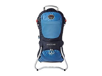 Osprey Poco AG (Seaside Blue) Backpack Bags