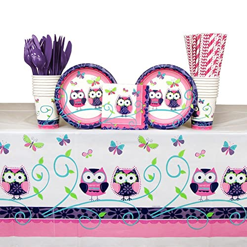 Owl Party Decorations Amazon Com