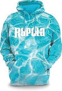 Rapala Sweatshirt Light Blue Glare Medium