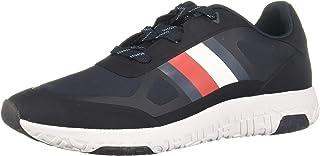 حذاء رياضي من خامة مختلطة بتصميم حديث وخفيف الوزن للرجال من تومي هيلفجر