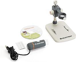 Celestron – 5 MP Digital Microscope Pro – Handheld USB Microscope Compatible..