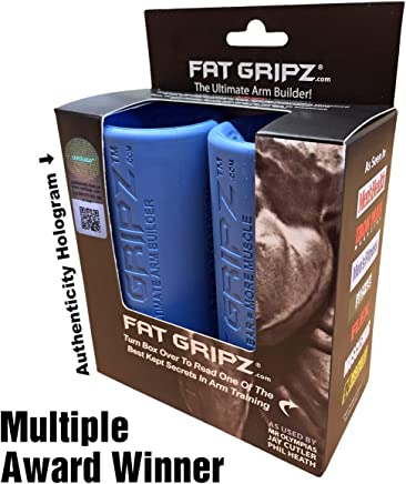 "Fat Gripz® - The Award-Winning Shortcut to Head-Turning Arms (2.25"" Diameter, Original)"