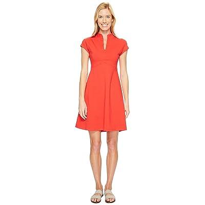 FIG Clothing Bom Dress (Cardinal) Women