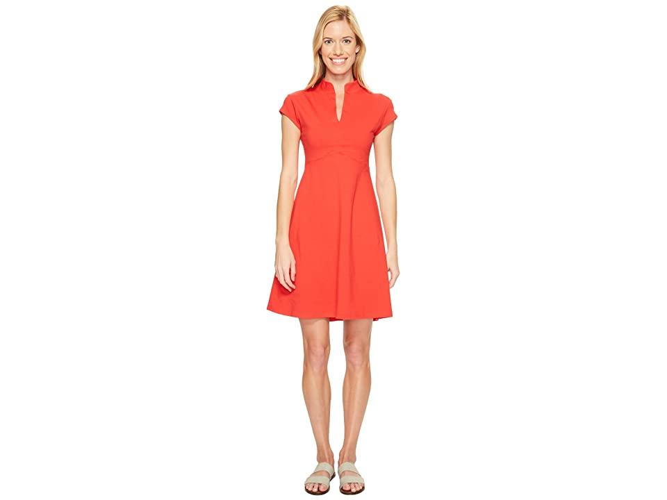 FIG Clothing Bom Dress (Cardinal) Women