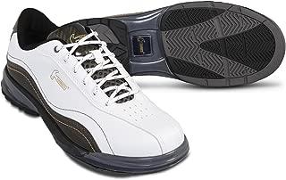 KR Strikeforce Hammer Force Performance Men's Bowling Shoe White Carbon Right Hand