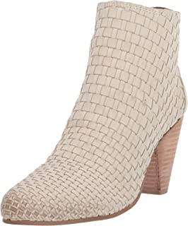 Sbicca Women's Addilyn Ankle Boot, Beige, 8.5 M
