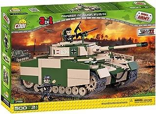 COBI Small Army Panzerkampfwagen IV (F1/G/H)