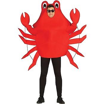 Atosa-54248 Disfraz Gamba, Color Rojo, M-L (54248: Amazon.es ...