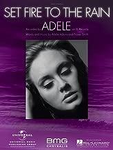 Adele - Set Fire to the Rain - Easy Piano Sheet Music
