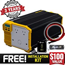 Best 2500 watt amp kit Reviews