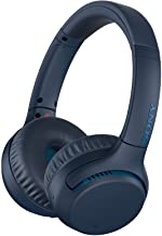 Sony WHXB700/L Wireless Extra Bass Bluetooth Headset/Headphones with mic for phone call, Blue