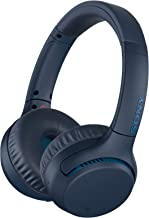 Sony WH-XB700 Wireless Extra Bass Bluetooth Headphones, Blue