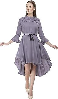 Sadatapan Women's Knee Length Dress