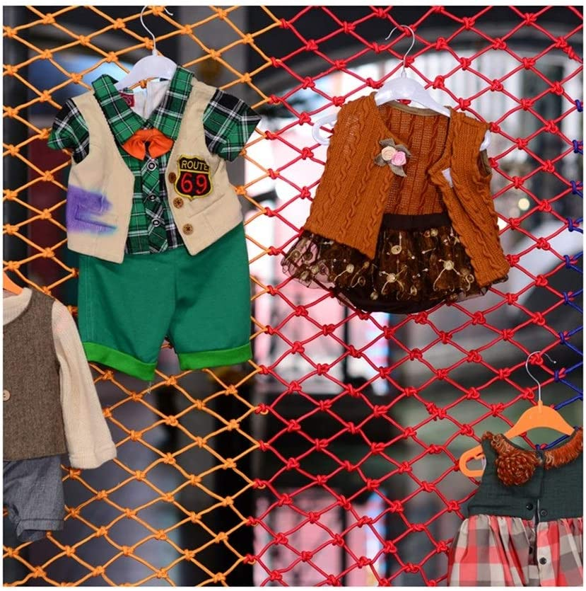 LYRFHW Wall Decoration Rope Net Free shipping anywhere in the nation Balcony Protective - Stairs SEAL limited product