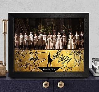 Hamilton Broadway Signed Autographed Photo 8X10 Reprint Rp Pp