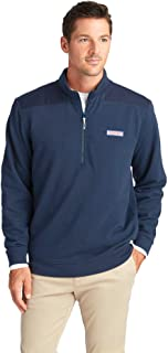 Men's Collegiate Shep Shirt Half Zip Pullover