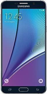 Samsung Galaxy Note5 N920V 32GB Verizon CDMA No-Contract Smartphone - Black Sapphire (Renewed)