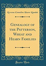 Best patterson family history Reviews