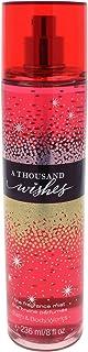 Bath & Body Works A Thousand Wishes By Bath & Body Works for Women - 8 Oz Fine Fragrance Mist, 8 Oz