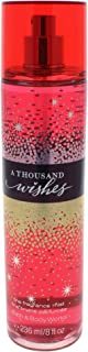 Bath & Body Works a Thousand Wishes Fine Fragrance Mist for Women, 8 oz