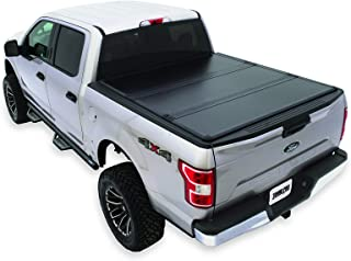 Tonno Pro UF-158 Black UltraFold Hard Panel Tri-Folding Tonneau Cover for 2014-2018 Silverado & Sierra 1500; 2015-2018 2500/3500 | Fits 6.5' Bed