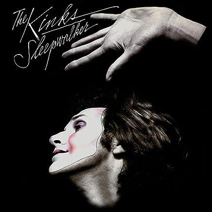 The Kinks - Sleepwalker Audiophile Translucent & Gold Swirl Poster (2019) LEAK ALBUM