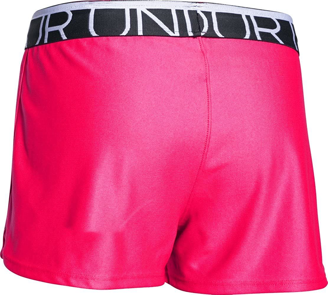 Under Armour Girls Play Up Shorts