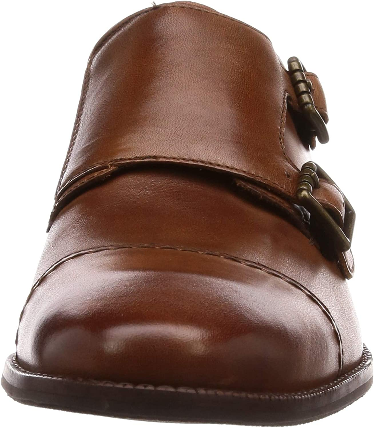 Cole Haan Mens Wagner Grand Monk-Strap Loafer