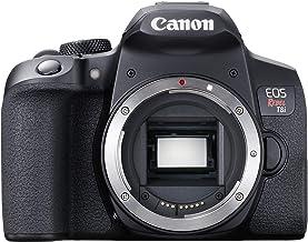 Canon EOS Rebel T8i Cuerpo, Negro