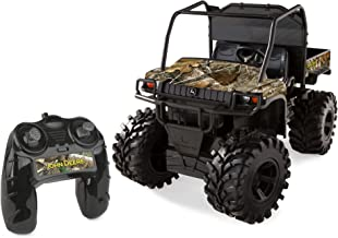 John Deere Monster Treads Realtree Camo Remote Control Gator