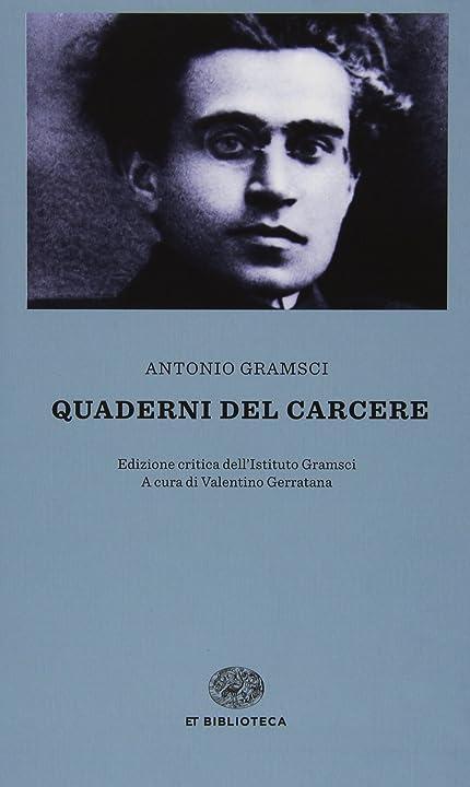 Antonio gramsci - quaderni dal carcere (italiano) copertina rigida einaudi 978-8806223441