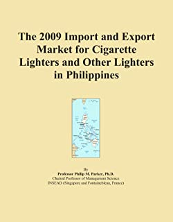 The 2009 Import and Export Market for Cigarette Lighters and Other Lighters in Philippines