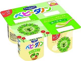 ダノン ベビーダノン 緑の野菜10 (45g×4) 6パック入