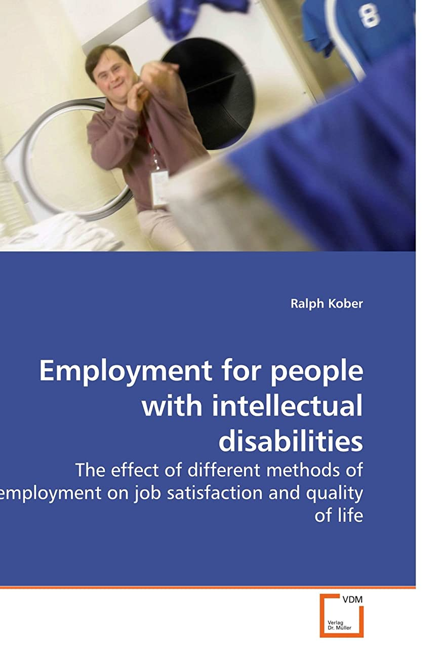 無条件省略する音楽Employment for People with Intellectual Disabilities