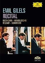 Emil Gilels: Recital