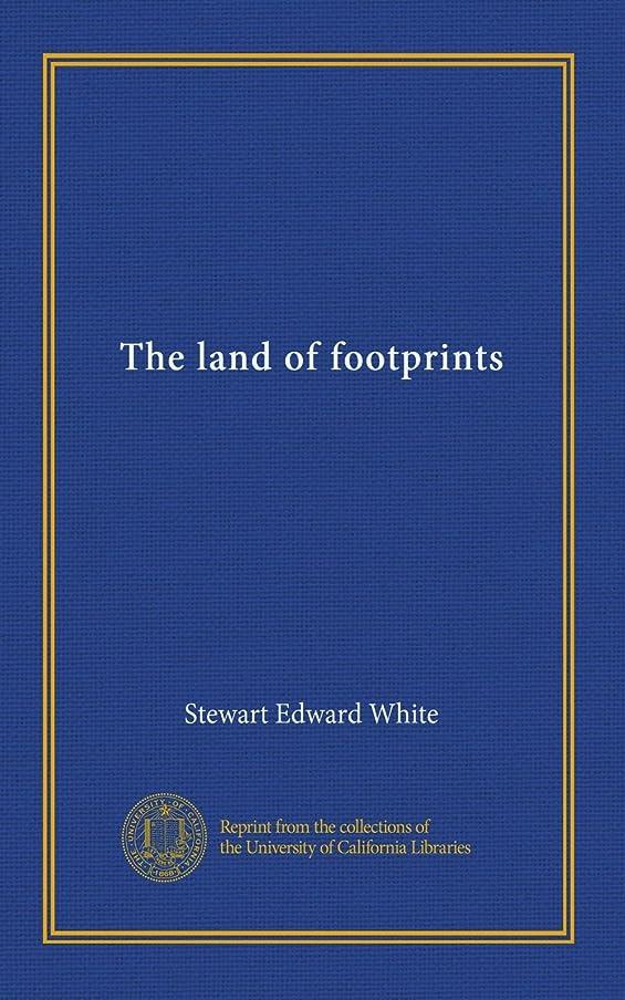 連帯樫の木まろやかなThe land of footprints