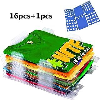 Nifogo Camiseta Carpeta & Doblador de Ropa, Organizador