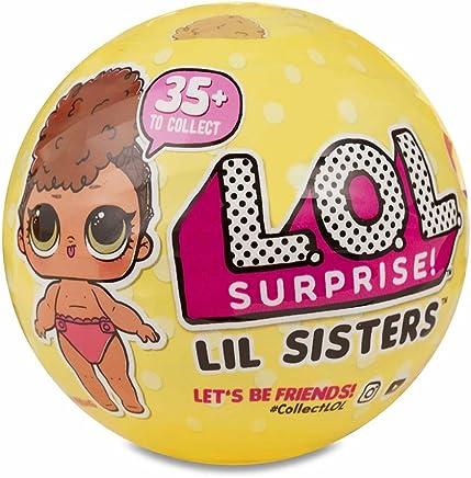 LOL Bebekler Lil Sisters CDU24