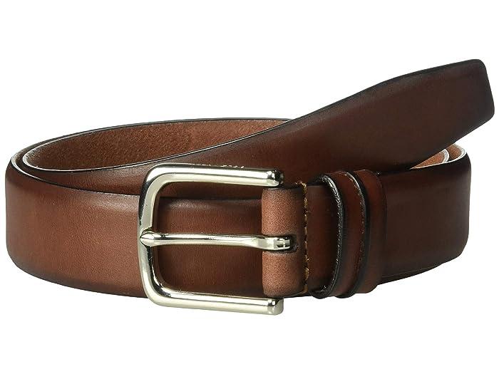 Cole Haan 32 mm Standard Strap (British Tan) Men