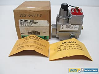 NEW WHITE RODGERS 36C03U-333 STEEL 1/2X3/4 IN PNEUMATIC VALVE BODY D328691