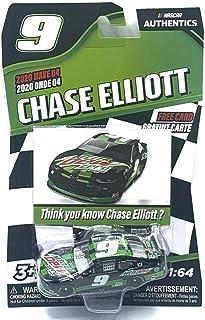 NASCAR Authentics Chase Elliott #9 Diecast Car 1/64 Scale - 2020 Wave 4 - Collectible