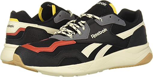 Black/Grey/Yellow/Red/Paper White/Gum