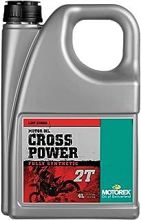 Motorex 102244 Cross Power 2T Oil - 4L.
