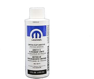 Genuine Mopar Fluid 4318060AC Limited Slip Additive – 4 oz. Bottle