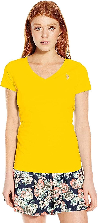 Polo Assn U.S Womens Short Sleeve Crew Neck T-Shirt